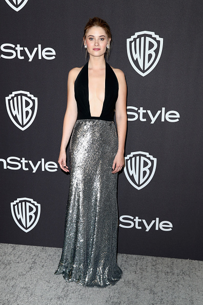 Silver Colored「InStyle And Warner Bros. Golden Globes After Party 2019 - Arrivals」:写真・画像(4)[壁紙.com]