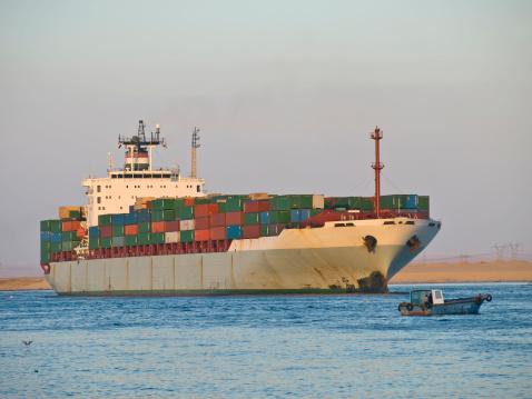 Oil Industry「Suez Canal」:スマホ壁紙(4)