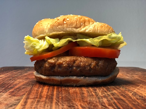 Veggie Burger「Vegan burger」:スマホ壁紙(11)