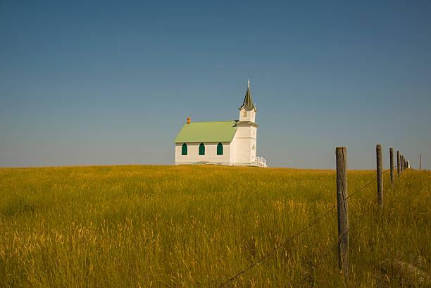 Prairie church:スマホ壁紙(壁紙.com)