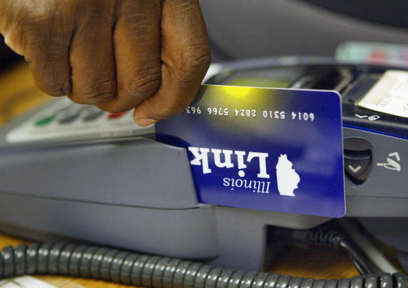 USA「Electronic Food Stamp 'Debit' Cards Replace Paper Coupons」:写真・画像(9)[壁紙.com]