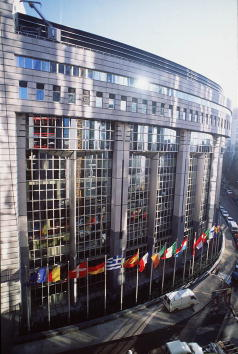 Brussels-Capital Region「European Parliament In Brussels」:写真・画像(17)[壁紙.com]