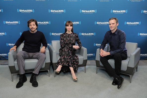 SIRIUS XM Radio「SiriusXM's Town Hall With The Cast Of 'Rogue One: A Star Wars Story'; Town Hall To Air On SiriusM's Entertainment Weekly Radio」:写真・画像(10)[壁紙.com]
