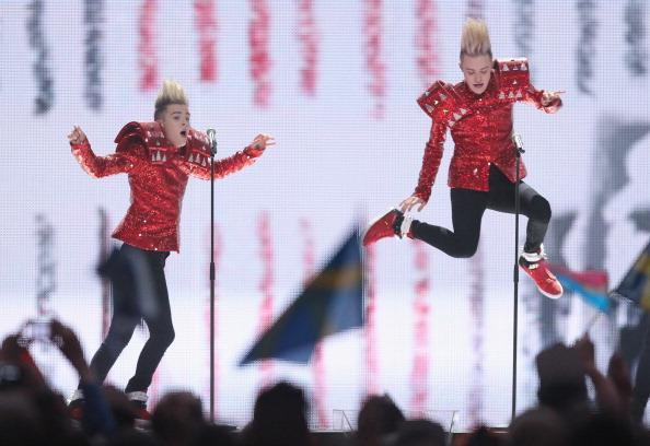 Sean Gallup「Eurovision Song Contest Dusseldorf 2011 - 2nd Semi Finals」:写真・画像(19)[壁紙.com]