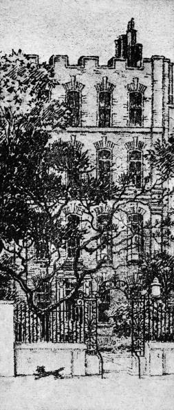 City Life「George Eliot's place of death」:写真・画像(2)[壁紙.com]