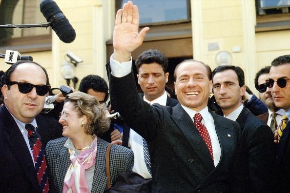 Franco Origlia「Silvio Berlusconi」:写真・画像(0)[壁紙.com]