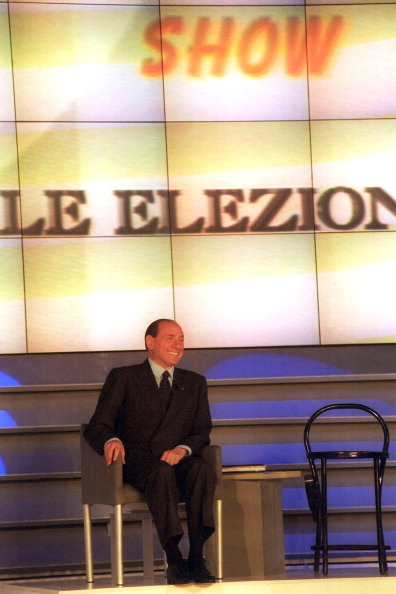 Franco Origlia「Silvio Berlusconi」:写真・画像(18)[壁紙.com]