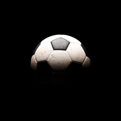 Soccer Ball「Soccer ball in shadows」:スマホ壁紙(17)
