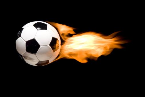 Fireball「soccer ball (football) in flames 2」:スマホ壁紙(19)
