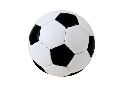 スポーツ用品「Soccer Ball with Clipping Path」:スマホ壁紙(3)