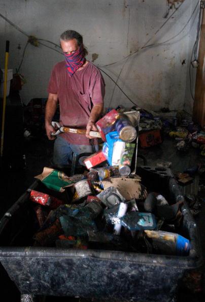 Hurricane Ike「Coastal Texas Faces Heavy Damage After Hurricane Ike」:写真・画像(3)[壁紙.com]