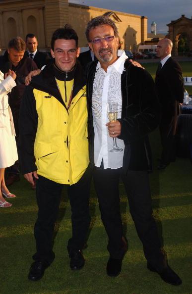 Eddie House「Silverstone Grand Prix Ball 2004」:写真・画像(5)[壁紙.com]