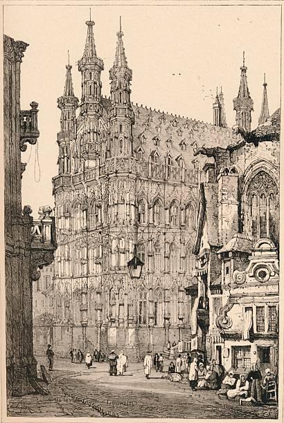 'Louvain', C1820 (1915):ニュース(壁紙.com)