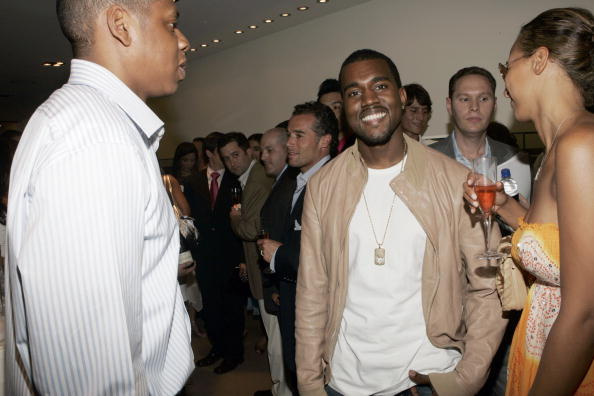 Kanye West - Musician「Jay-Z Launches Limited Edition Audemars Piguet Watch And iPod Combo」:写真・画像(7)[壁紙.com]