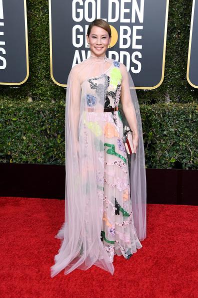 Lucy Liu「76th Annual Golden Globe Awards - Arrivals」:写真・画像(18)[壁紙.com]