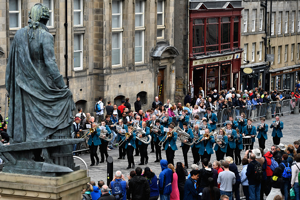 Jeff Brass「Over 250 Horses Take Part In The Edinburgh Riding Of The Marches」:写真・画像(7)[壁紙.com]