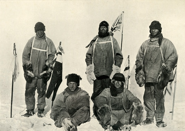 Ski Pole「At The South Pole」:写真・画像(0)[壁紙.com]