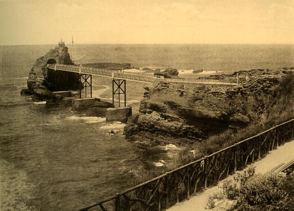 Footpath「Biarritz - Le Rocher De La Vierge」:写真・画像(10)[壁紙.com]