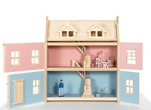 Figurine「Wooden Dollhouse」:スマホ壁紙(18)