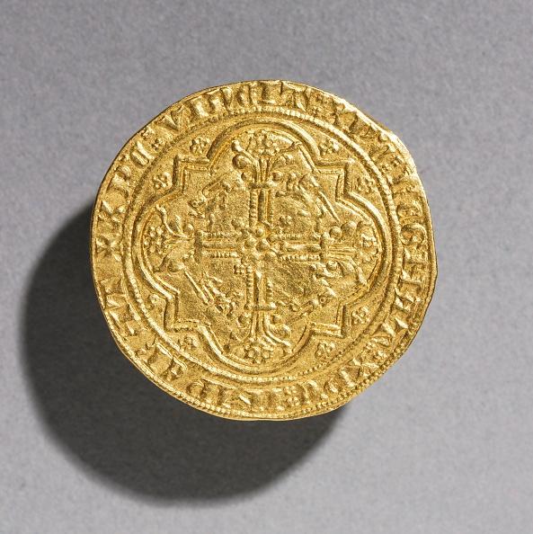 Gothic Style「Leopard Dor Of Edward Iii Of England (Reverse)」:写真・画像(14)[壁紙.com]