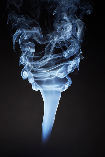 Growth「Smoke Swirling Upward」:スマホ壁紙(4)