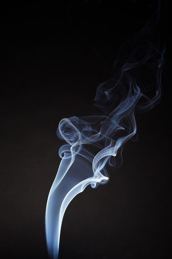 Growth「Smoke Swirling Upward」:スマホ壁紙(7)