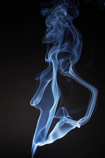 Growth「Smoke Swirling Upward」:スマホ壁紙(19)