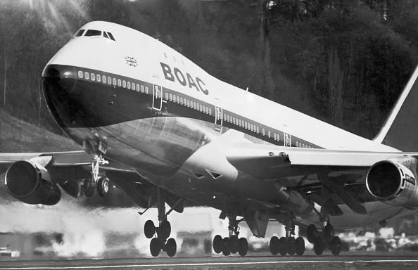 Heathrow Airport「BOAC Jumbo」:写真・画像(0)[壁紙.com]