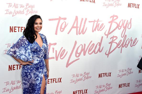 "Frazer Harrison「Screening Of Netflix's ""To All The Boys I've Loved Before"" - Arrivals」:写真・画像(0)[壁紙.com]"