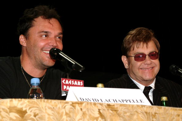 Salad「David LaChappelle and Elton John」:写真・画像(17)[壁紙.com]