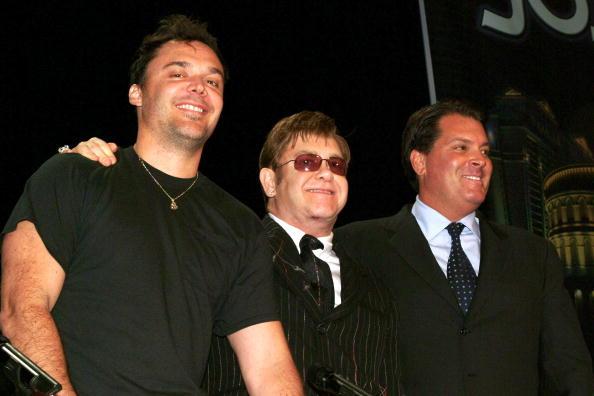 Salad「David LaChappelle, Elton John and and Mark Juliano 」:写真・画像(18)[壁紙.com]