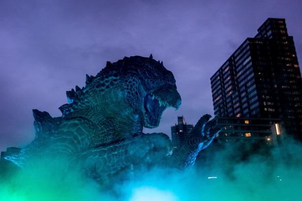 """2014 movie GODZILLA Godzilla「""""MIDTOWN Meets GODZILLA"""" Show Opens In Tokyo」:写真・画像(17)[壁紙.com]"""