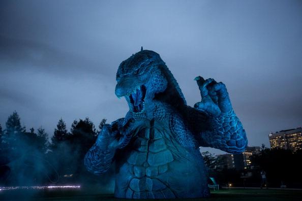 """2014 movie GODZILLA Godzilla「""""MIDTOWN Meets GODZILLA"""" Show Opens In Tokyo」:写真・画像(18)[壁紙.com]"""