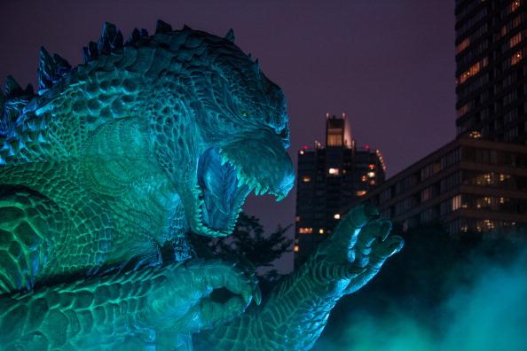 """2014 movie GODZILLA Godzilla「""""MIDTOWN Meets GODZILLA"""" Show Opens In Tokyo」:写真・画像(0)[壁紙.com]"""