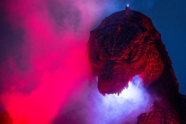 ゴジラ「'MIDTOWN Meets GODZILLA' Show Opens In Tokyo」:写真・画像(15)[壁紙.com]
