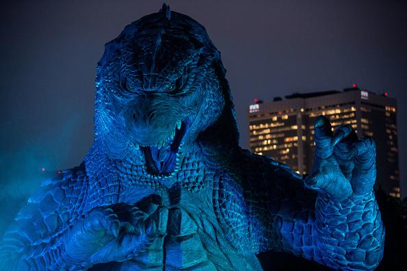 """2014 movie GODZILLA Godzilla「""""MIDTOWN Meets GODZILLA"""" Show Opens In Tokyo」:写真・画像(16)[壁紙.com]"""