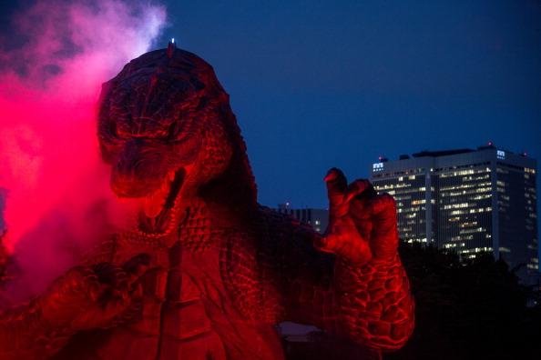 """2014 movie GODZILLA Godzilla「""""MIDTOWN Meets GODZILLA"""" Show Opens In Tokyo」:写真・画像(14)[壁紙.com]"""