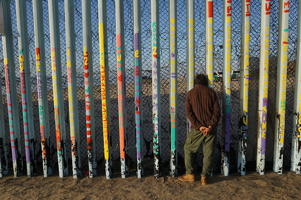 Mexico「Border Wall On US Mexico Border Continues To Be Sticking Point Driving Government Shutdown Into Its Third Week」:写真・画像(6)[壁紙.com]
