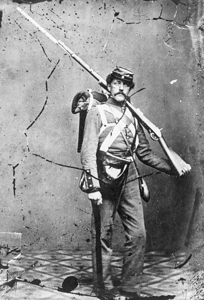 American Civil War「Union Soldier」:写真・画像(9)[壁紙.com]