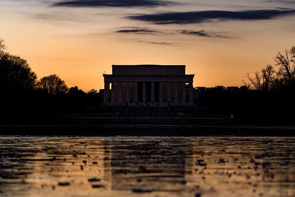 Emotional Stress「Sun Sets On Nation's Capital」:写真・画像(14)[壁紙.com]