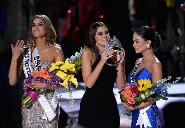 2015年「The 2015 Miss Universe Pageant」:写真・画像(13)[壁紙.com]