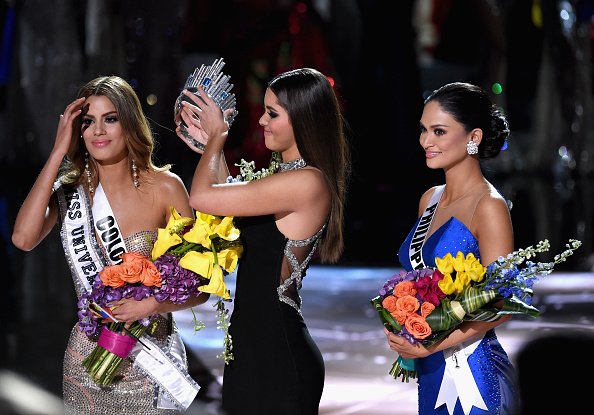 2015「The 2015 Miss Universe Pageant」:写真・画像(17)[壁紙.com]