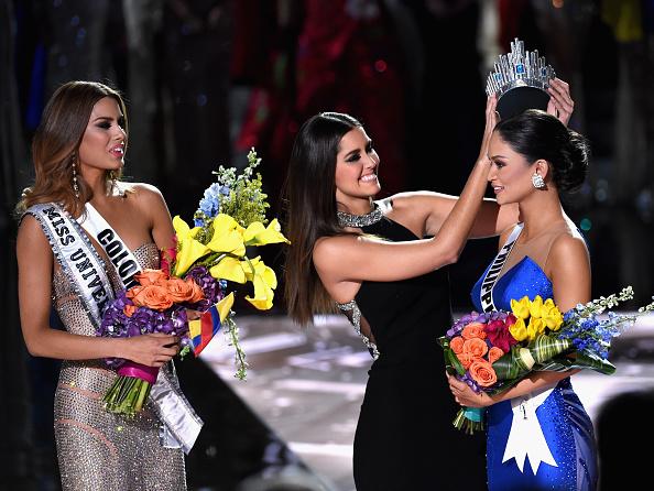2015年「The 2015 Miss Universe Pageant」:写真・画像(16)[壁紙.com]