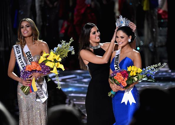 2015年「The 2015 Miss Universe Pageant」:写真・画像(2)[壁紙.com]
