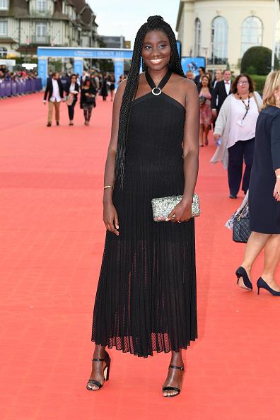 シルバーのハンドバッグ「'Jury & Award Winners': Red Carpet - 44th Deauville American Film Festival」:写真・画像(11)[壁紙.com]