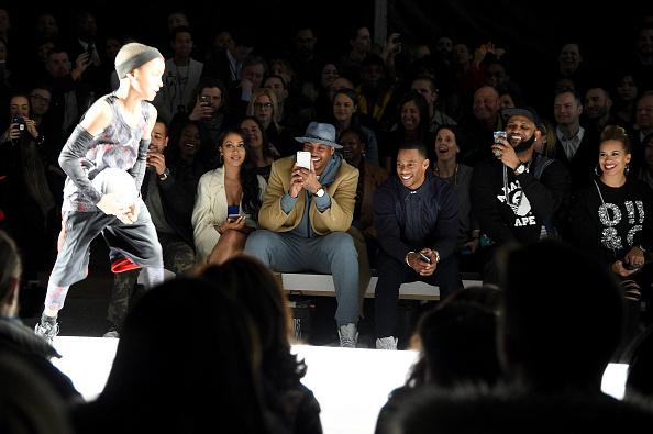 CC Sabathia「Seen Around Lincoln Center - Day 1 - Mercedes-Benz Fashion Week Fall 2015」:写真・画像(9)[壁紙.com]