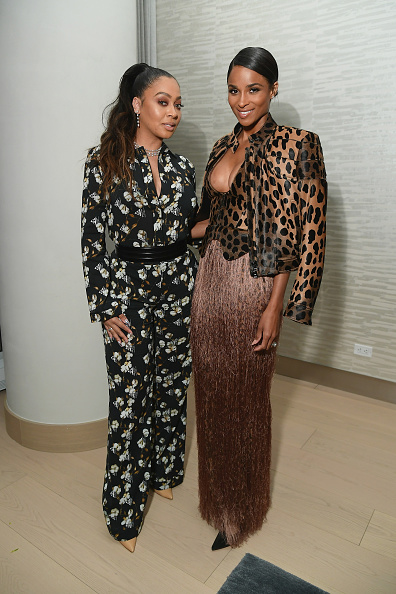 Maxi Skirt「InStyle Dinner To Celebrate The April Issue Hosted By Cover Star Ciara and Laura Brown」:写真・画像(4)[壁紙.com]