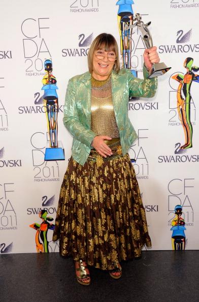 Bangs「2011 CFDA Fashion Awards - Winner's Walk」:写真・画像(4)[壁紙.com]