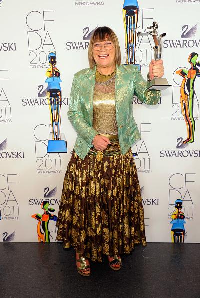 Bangs「2011 CFDA Fashion Awards - Winner's Walk」:写真・画像(5)[壁紙.com]