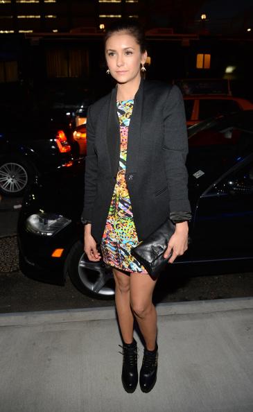 Black Shoe「Versus Versace - Front Row - Mercedes-Benz Fashion Week Spring 2015」:写真・画像(3)[壁紙.com]